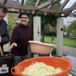 Sauerkraut-Workshop