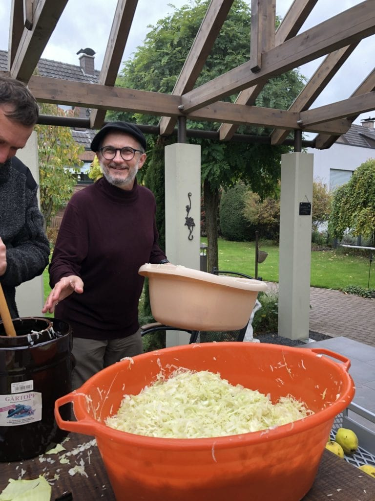 Sauerkraut-Workshop